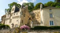 Château de Marguerite d'Anjou à Souzay-Champigny