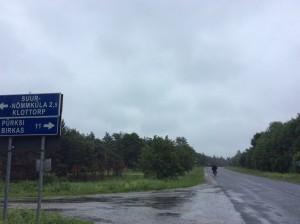 Entre Haapsalu et Dirhami