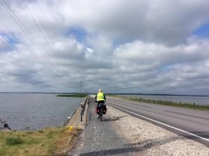 Entre Muhu et Saaremaa
