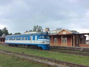 Locomotive Haapsalu