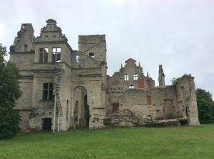 Ruine de Ungru Manor