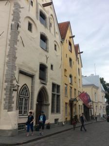 Les trois sœurs Tallinn