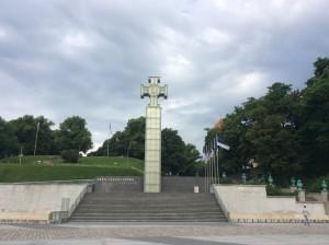 Place de la Liberté Tallinn