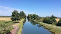 Canal Rhin rhone