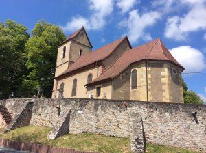 Eglise de St Cosme
